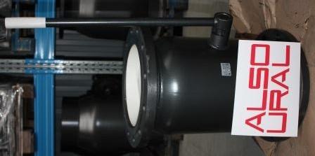 Кран шаровый фланцевый КШ.Ф.250.16-01 Ду250 Ру16
